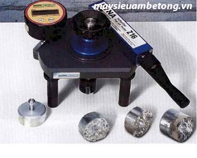 Máy đo lực kéo bê tông và đo độ bám dính