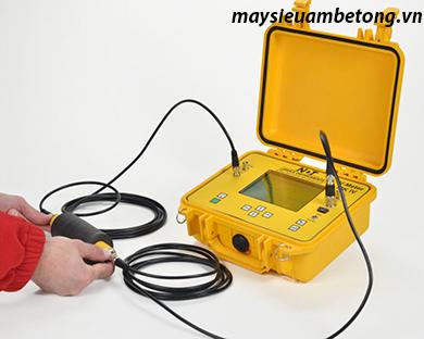 Máy siêu âm cốt thép