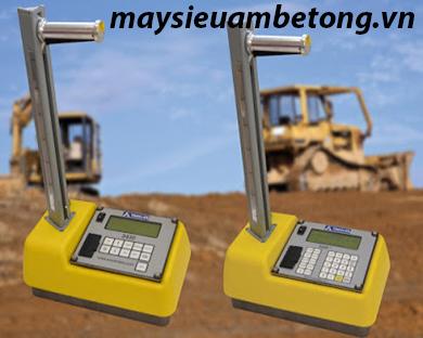 Máy đo độ đầm chặt bằng phương pháp phóng xạ