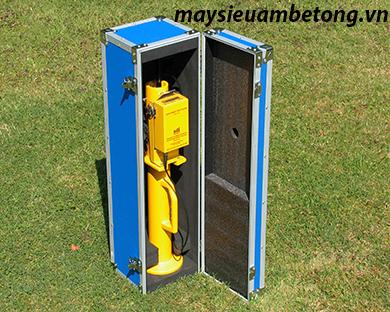 Máy kiểm tra dung trọng và độ đầm chặt bê tông